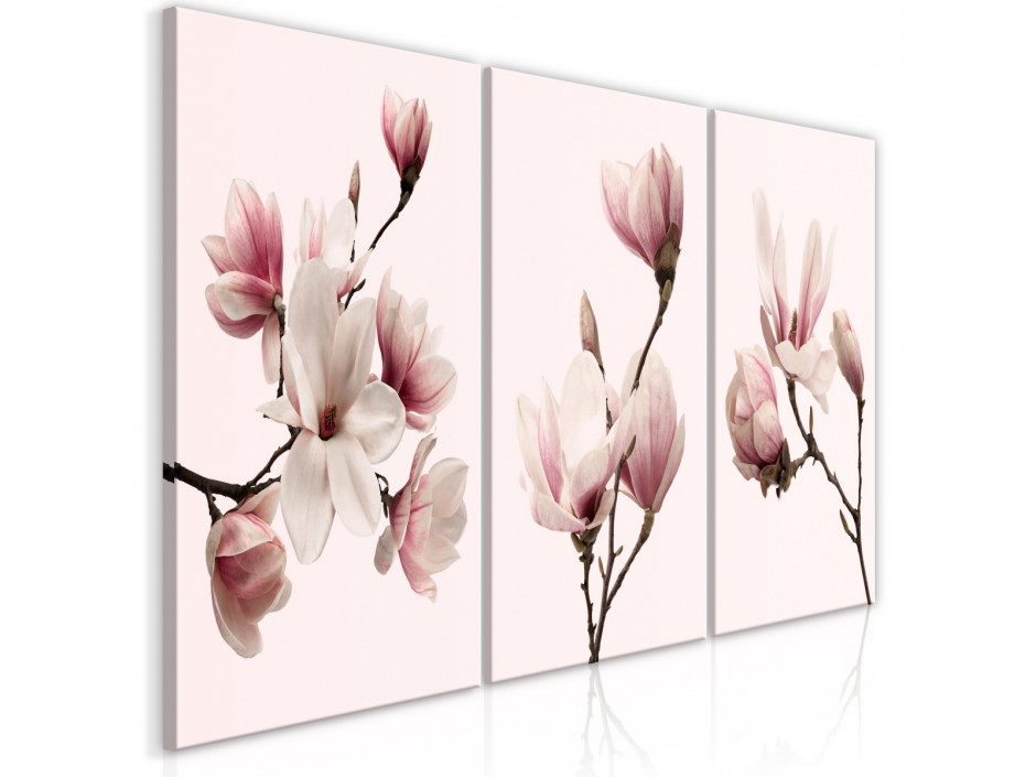 Tableau  Spring Magnolias (3 Parts)