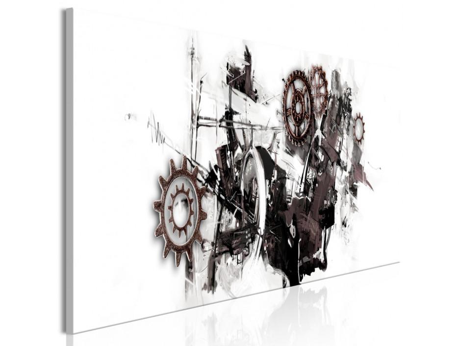 Tableau  Complicated Machine (1 Part) Narrow
