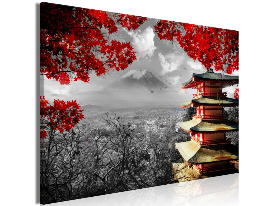 Tableau  Japanese Adventure (1 Part) Wide