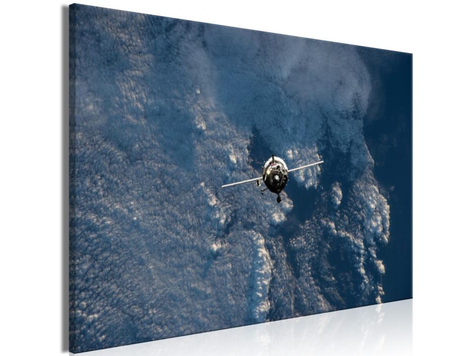 Tableau  Blue Planet (1 Part) Vertical