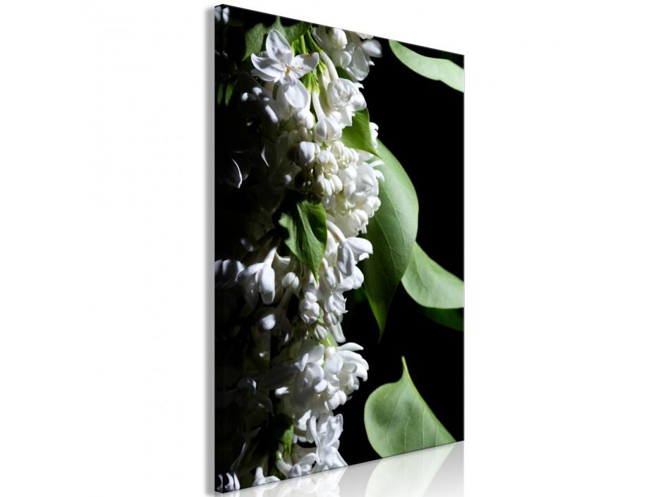 Tableau  Lilacs Detail (1 Part) Vertical