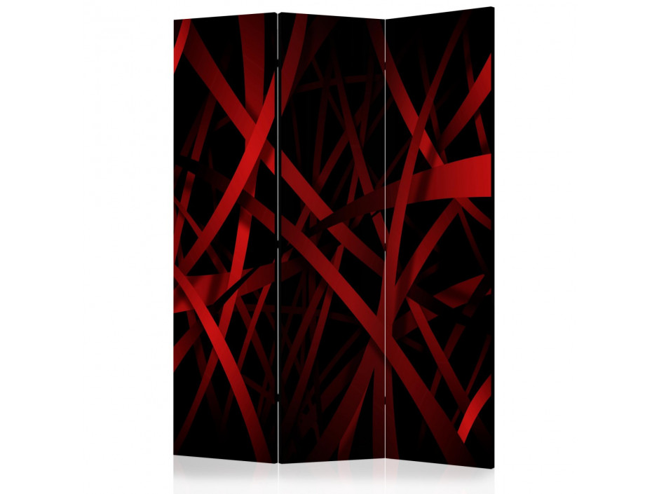 Paravent 3 volets  Fear of the dark [Room Dividers]