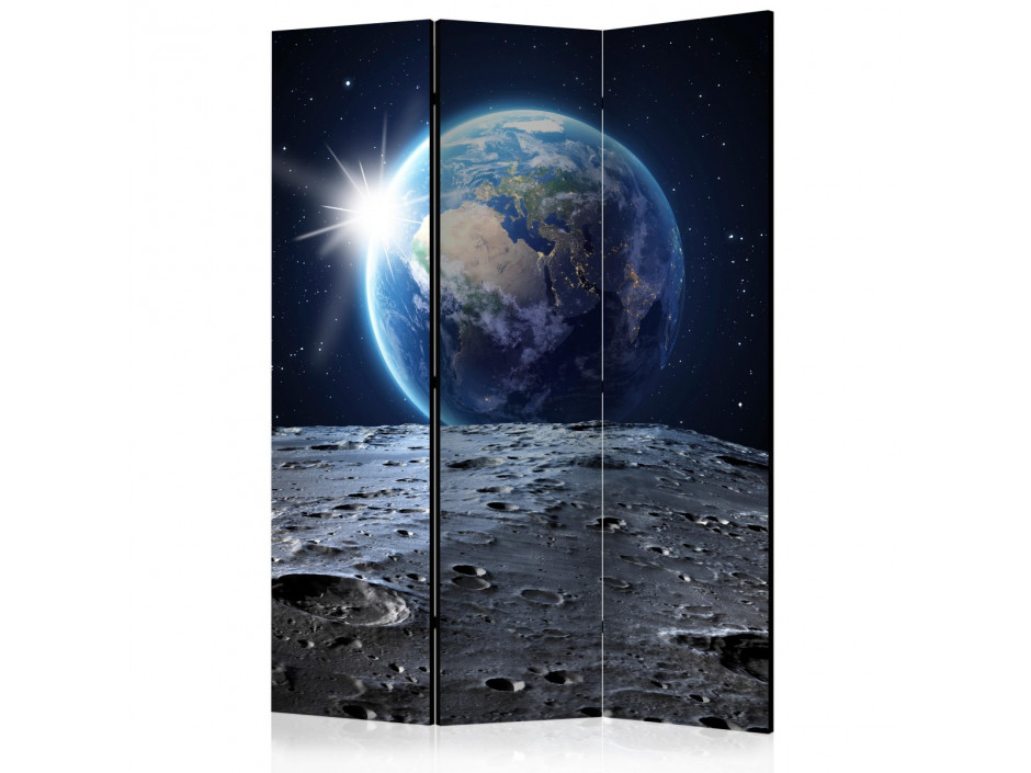 Paravent 3 volets  View of the Blue Planet [Room Dividers]