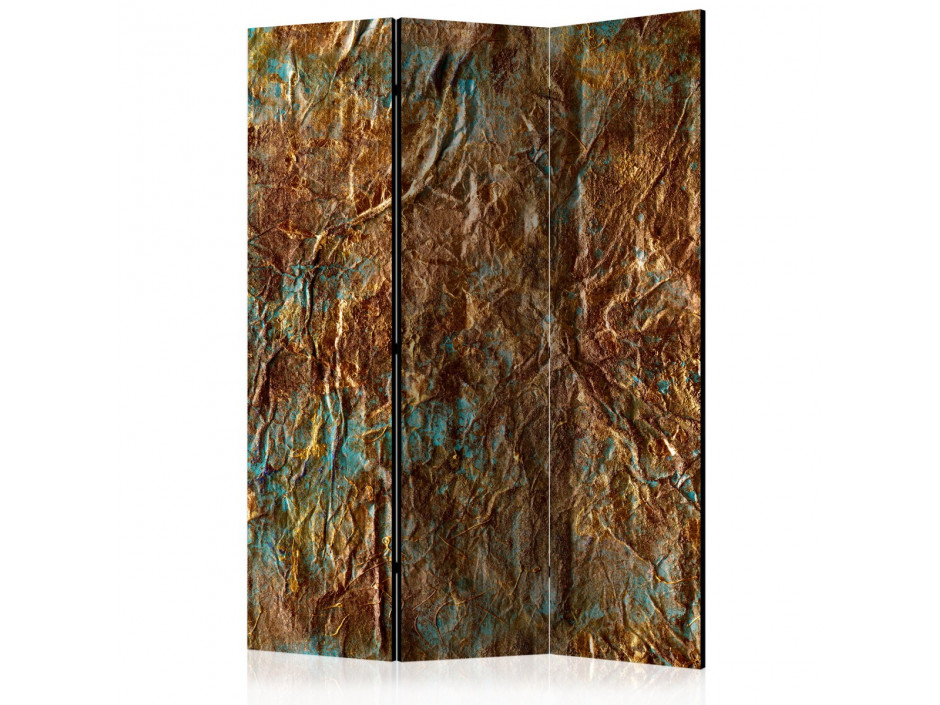 Paravent 3 volets  Gold of Atlantis [Room Dividers]