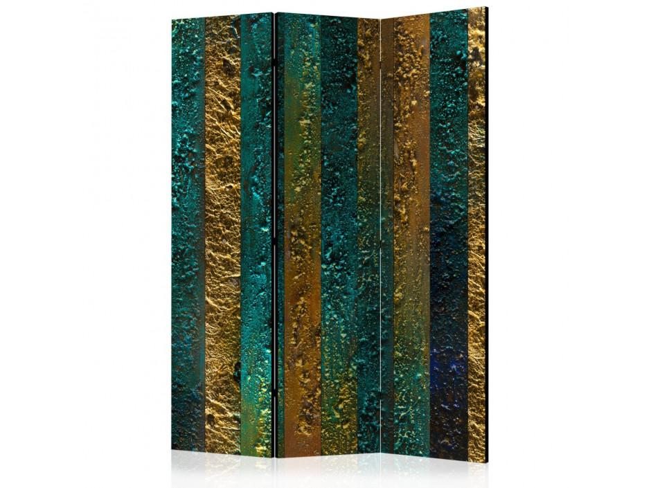 Paravent 3 volets  Treasures of Atlantis [Room Dividers]