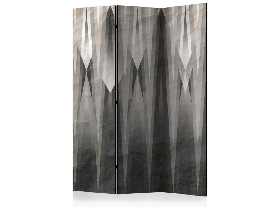 Paravent 3 volets  Grey Citadel [Room Dividers]