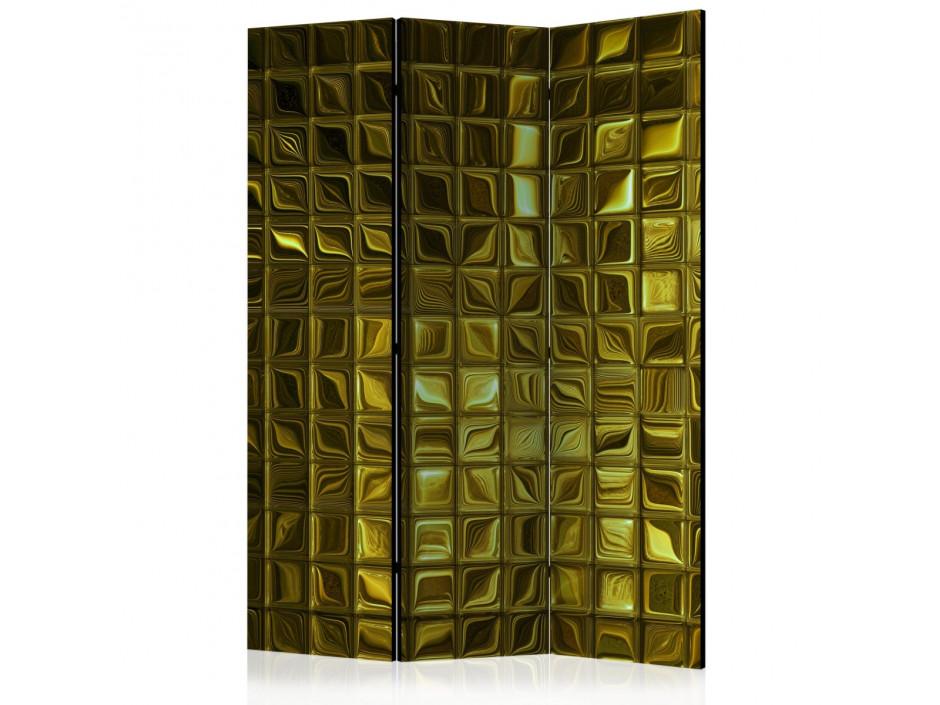 Paravent 3 volets  Golden Afterglow [Room Dividers]