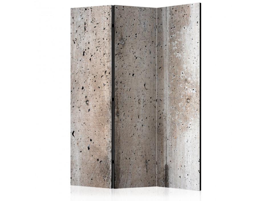 Paravent 3 volets  Old Concrete [Room Dividers]
