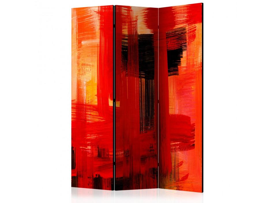 Paravent 3 volets  Crimson Prison [Room Dividers]
