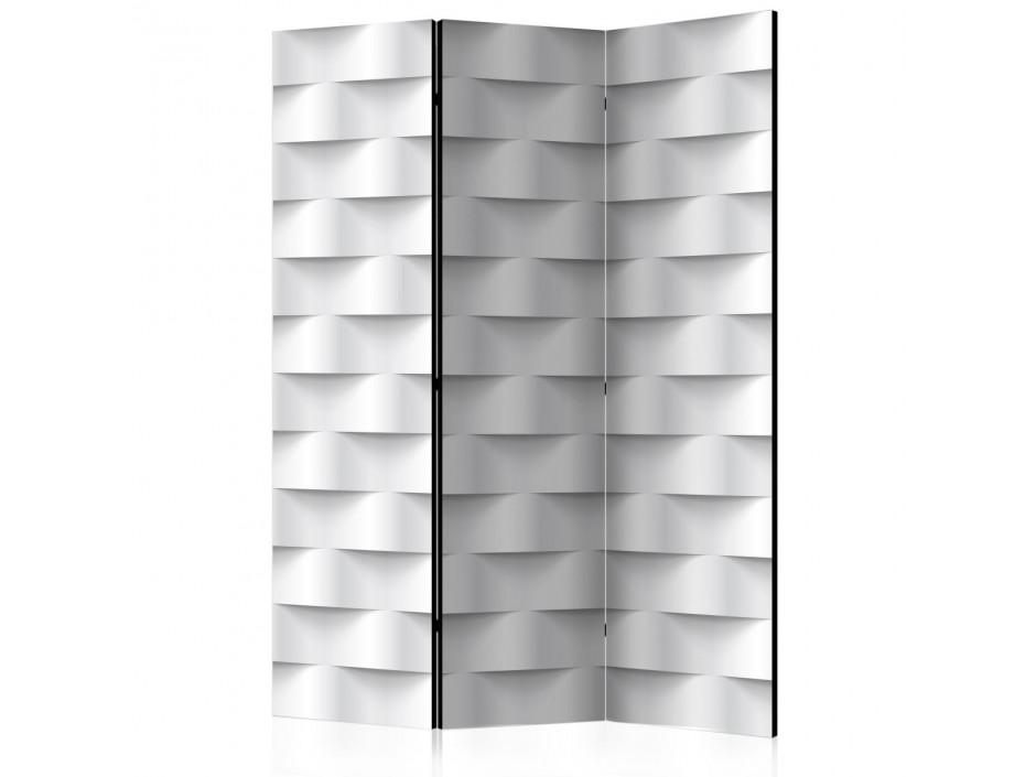 Paravent 3 volets  White Illusion [Room Dividers]
