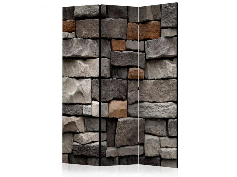 Paravent 3 volets  Stony Stronghold [Room Dividers]