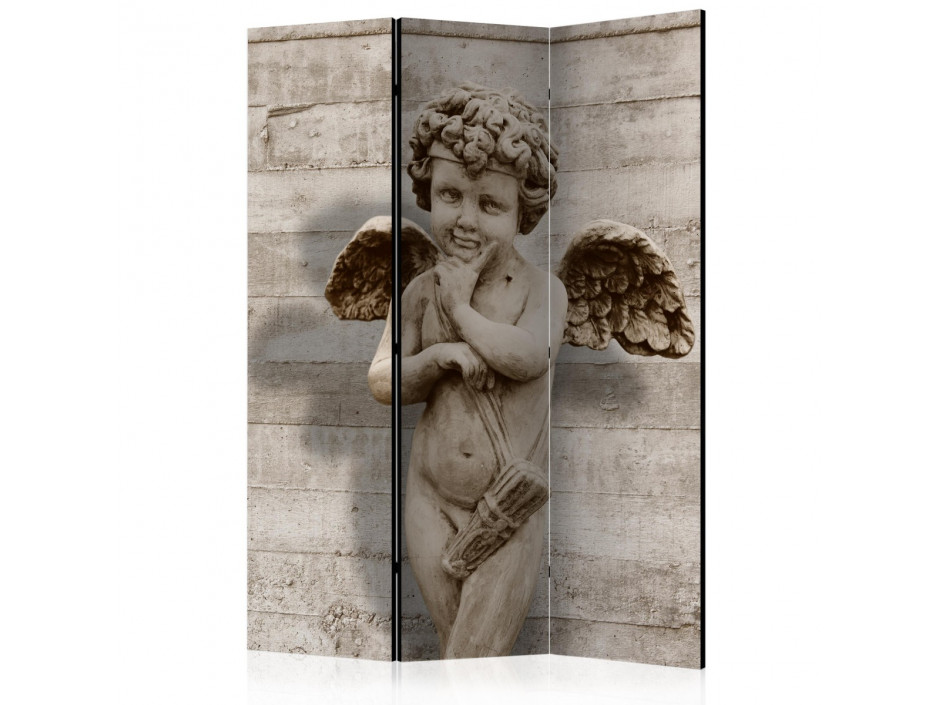 Paravent 3 volets  Angelic Face [Room Dividers]