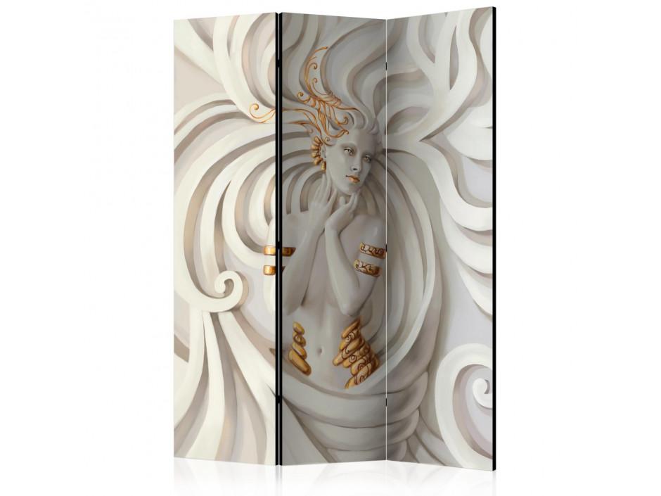 Paravent 3 volets  Goddess In Gold [Room Dividers]