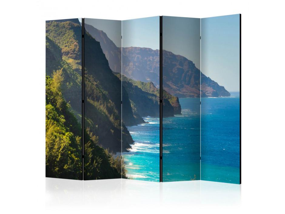 Paravent 5 volets  Na Pali Coast, Kauai, Hawaii II [Room Dividers]