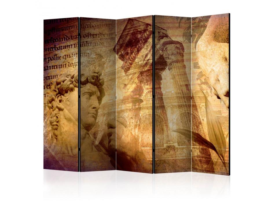 Paravent 5 volets  Greek collage II [Room Dividers]