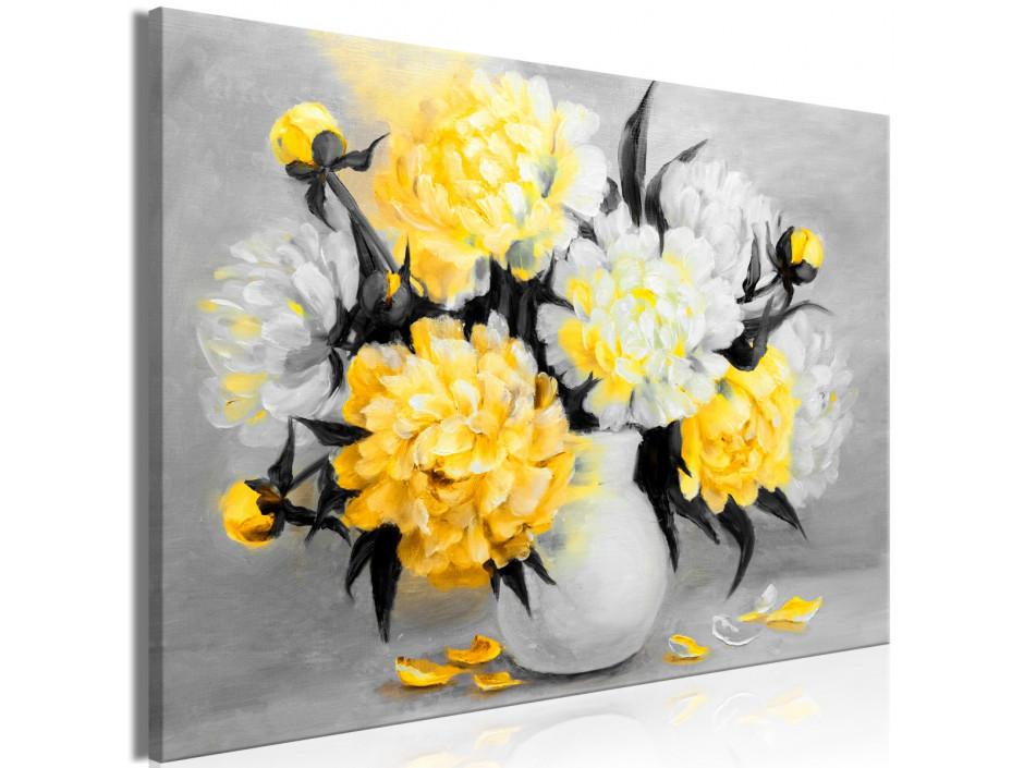 Tableau  Fragrant Colours (1 Part) Wide Yellow