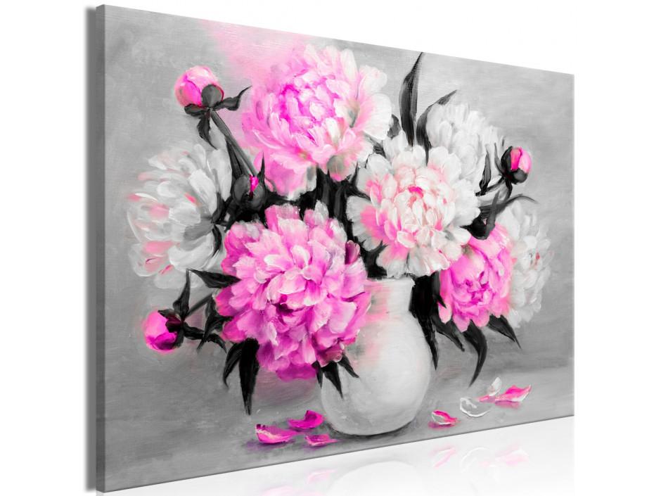 Tableau  Fragrant Colours (1 Part) Wide Pink