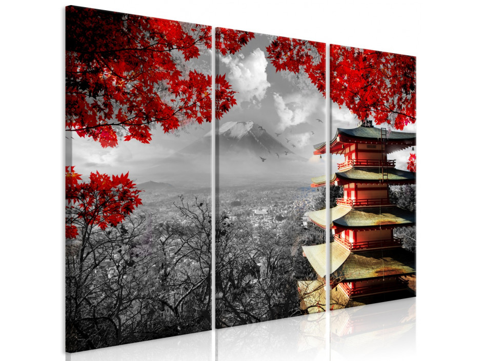 Tableau  Japanese Adventure (3 Parts)