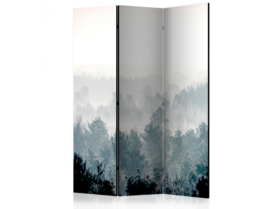 Paravent 3 volets  Winter Forest [Room Dividers]