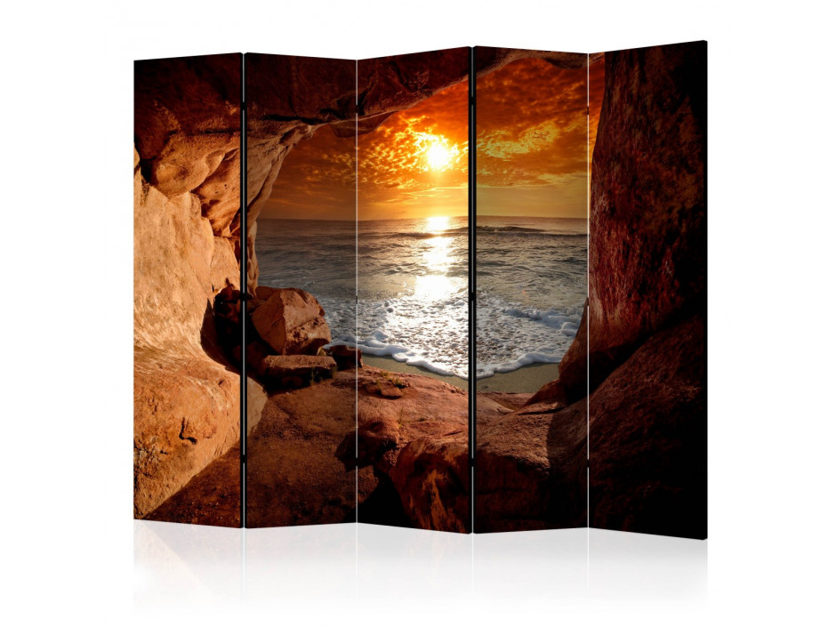 Paravent 5 volets  Exit from the Cave II [Room Dividers]
