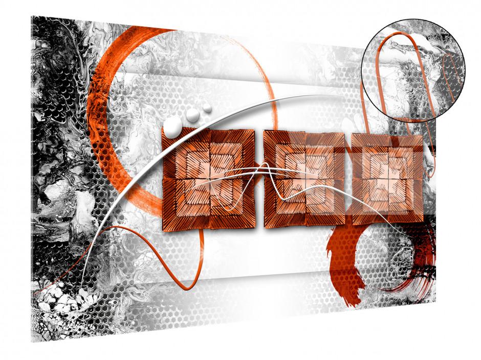 Tableau plexiglas moderne déco abstraite ÉPOQUE