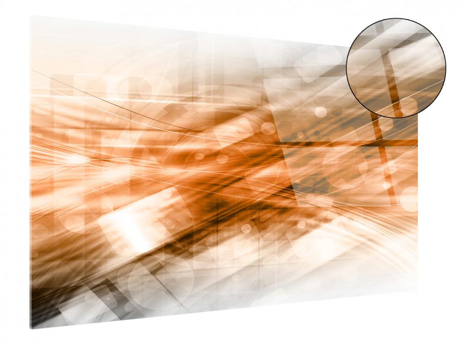 Tableau plexiglas déco abstraite ILLUSION
