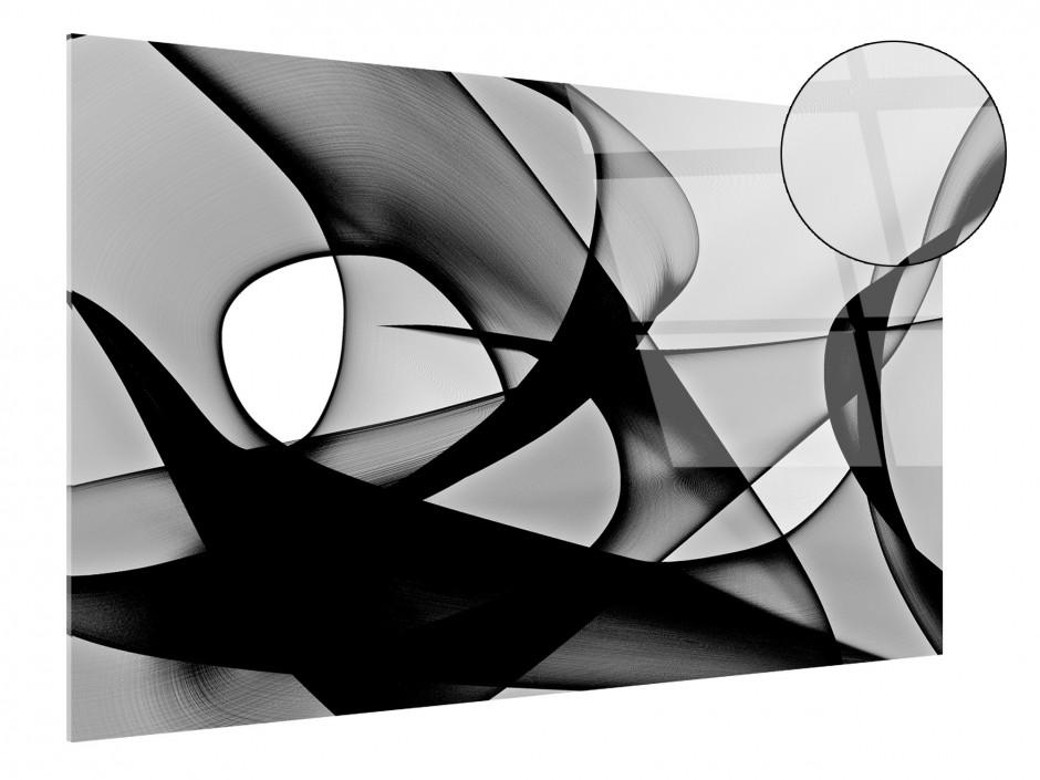Tableau plexiglas déco design VORTEX