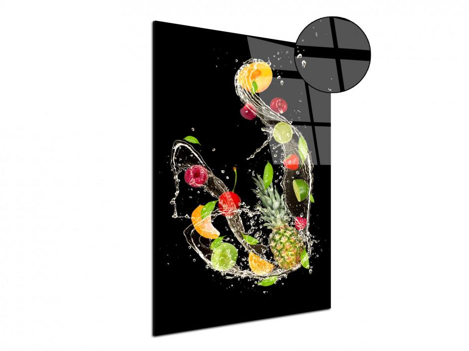 Tableau plexiglas deco Eclat de Fruits
