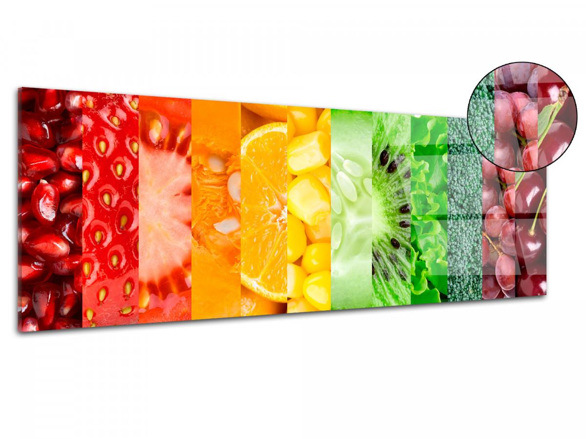 tableau pour cuisine fruits et l u00e9gumes