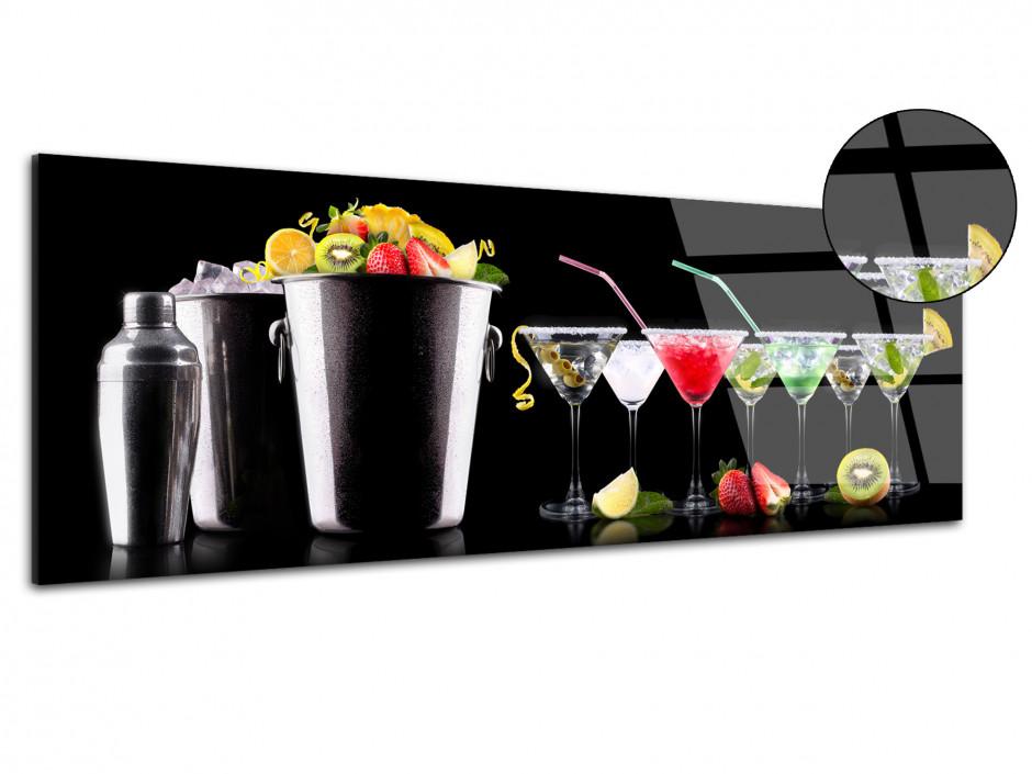 Tableau Plexiglas déco photo Cocktail Party