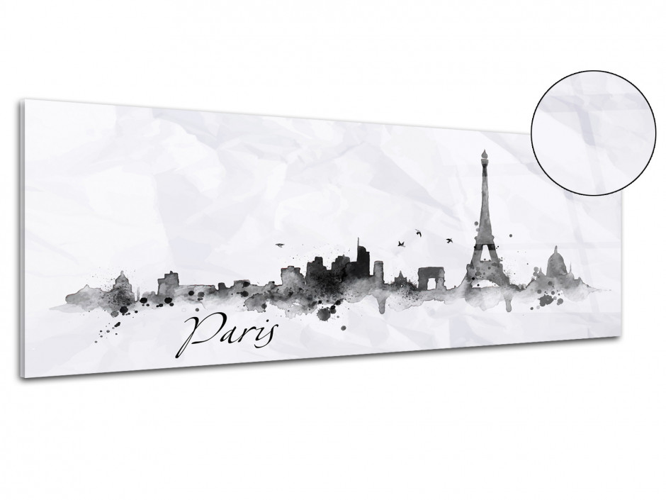 Tableau Plexiglas decoratif dessin Design Paris