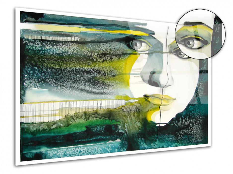 Cadre Plexiglas deco moderne design Peinture