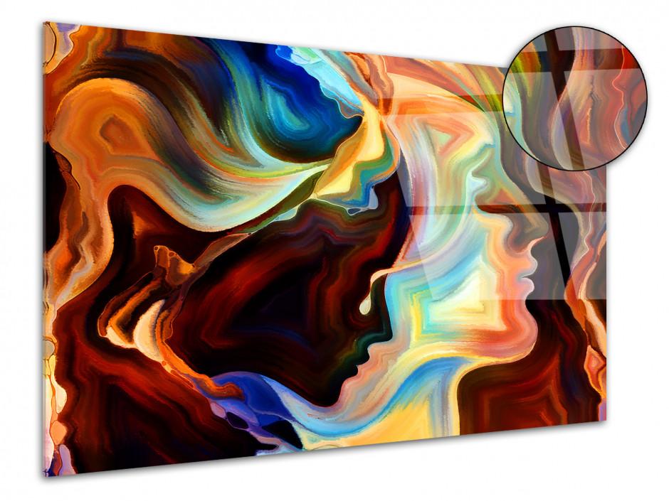 Cadre plexiglas décoratif Nunki
