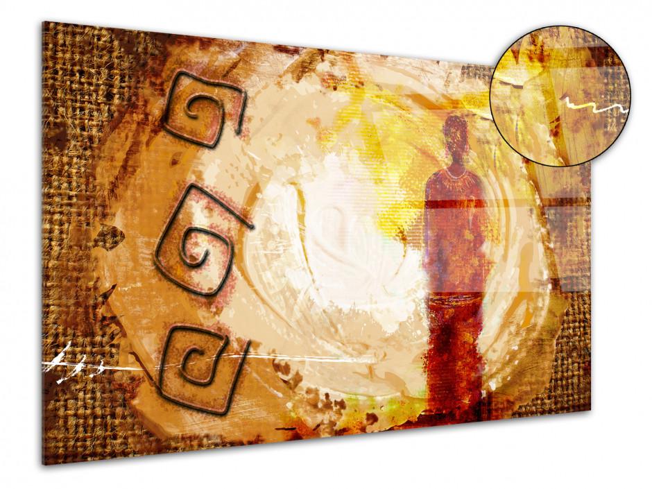 Tableau plexiglas décorative Ethnique