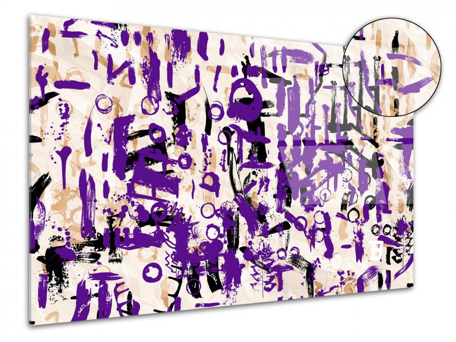 Tableau plexiglas design Giena