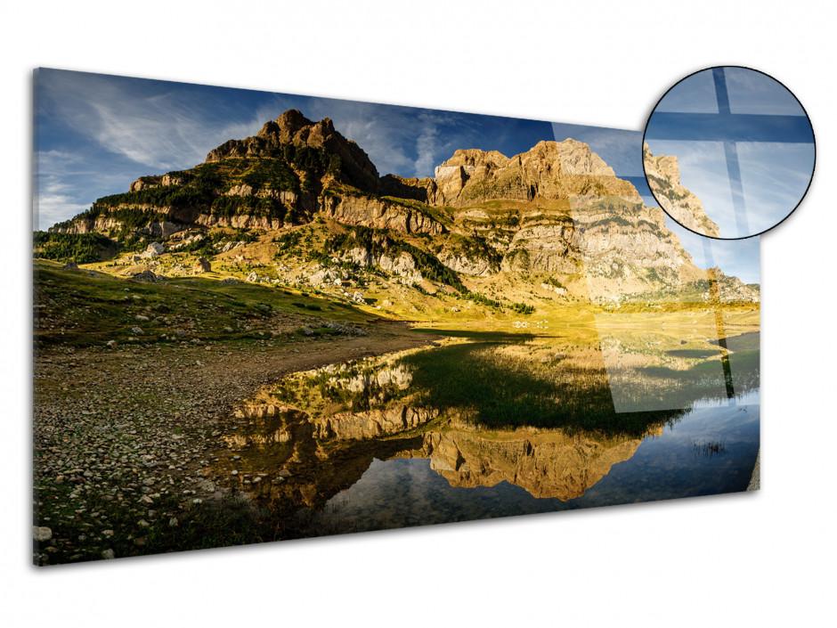 Tableau plexiglas panoramique PENA DE TELERA