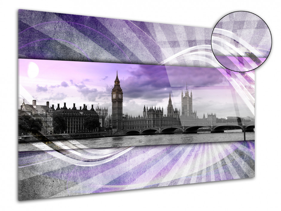 Tableau plexiglas design London