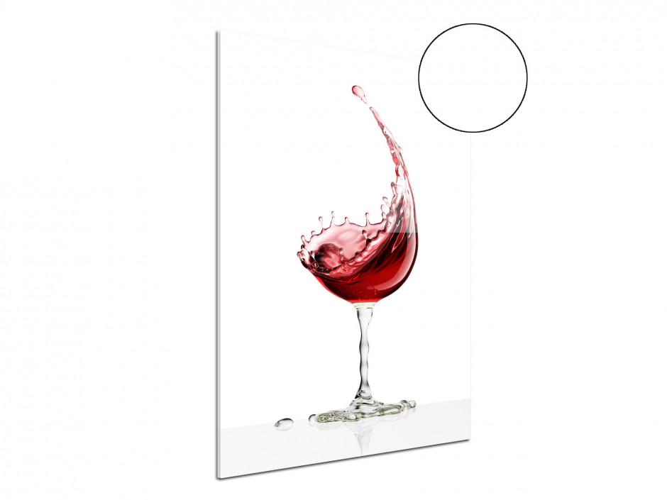 Tableau plexiglas décoratif Eclat de Vin