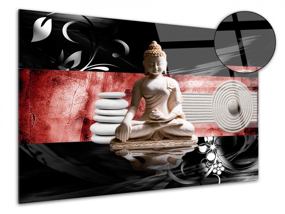 Tableau plexiglas élégance zen DÉCORATION BOUDDHA