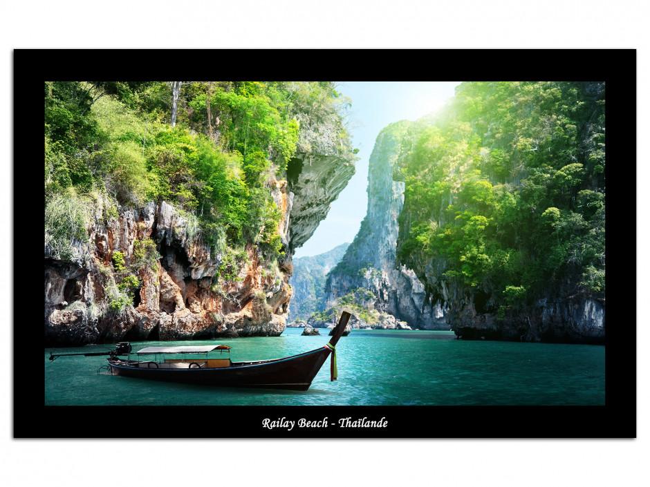 Tableau plexiglas photographie de Thailande