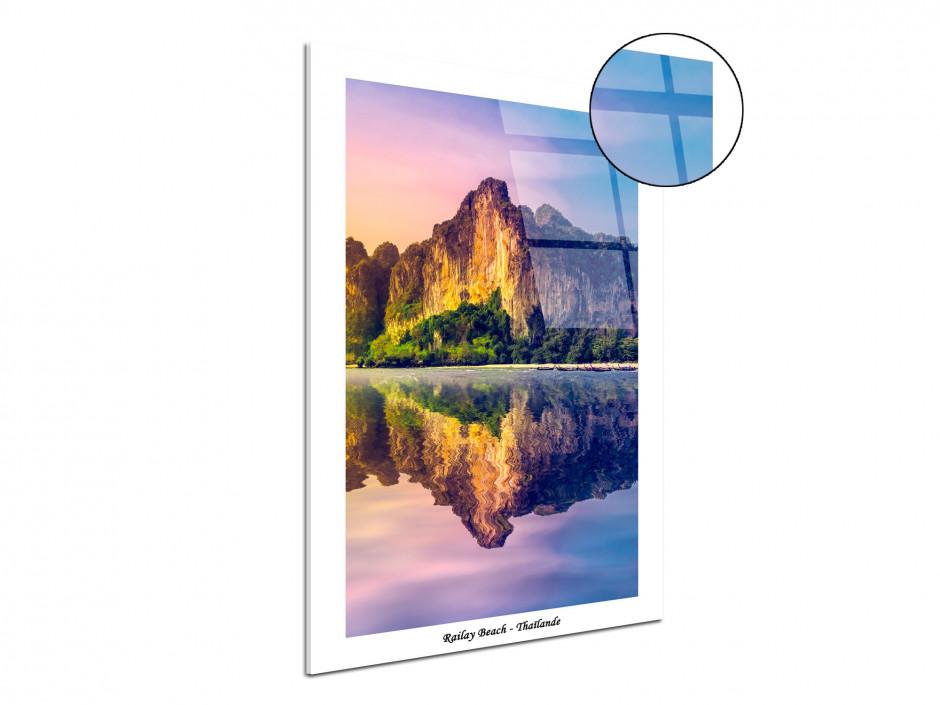 Tableau plexiglas moderne Thailande