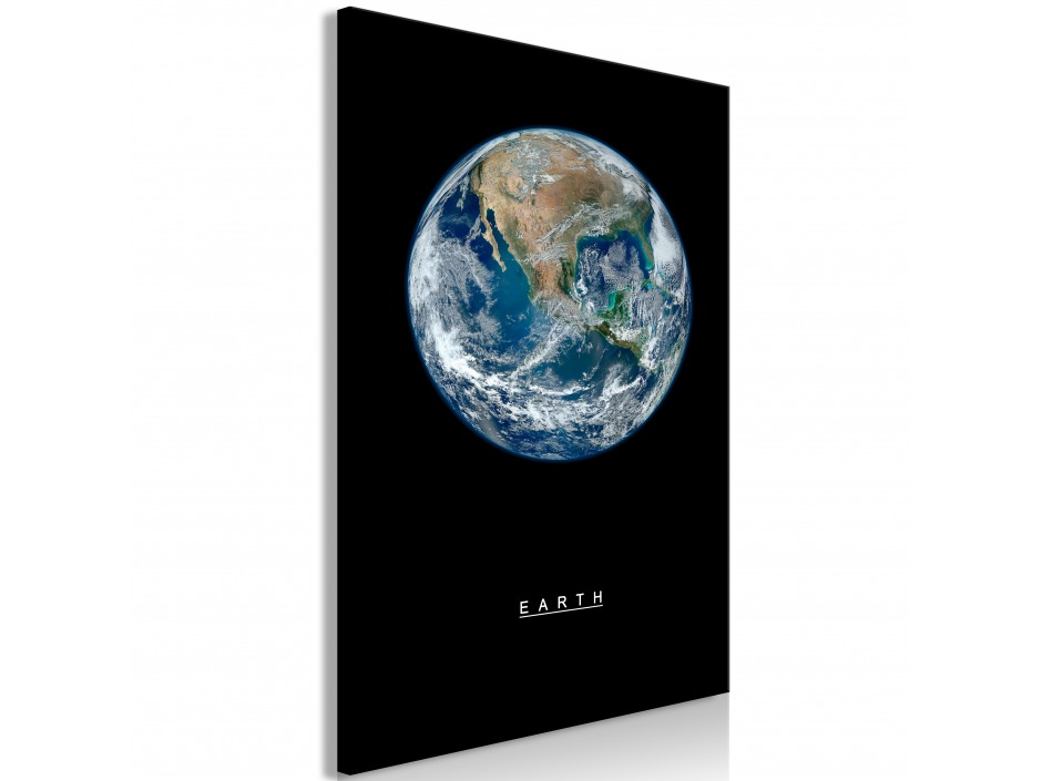 Tableau  Earth (1 Part) Vertical