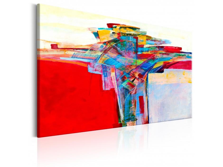 Tableau  Colourful Border
