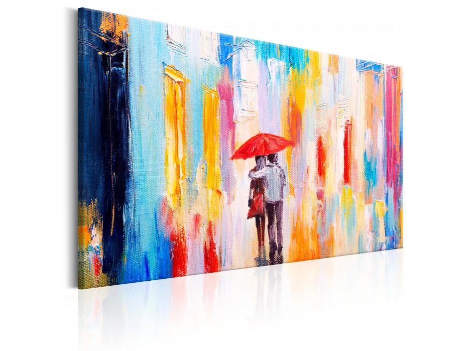Tableau  Under the Love Umbrella