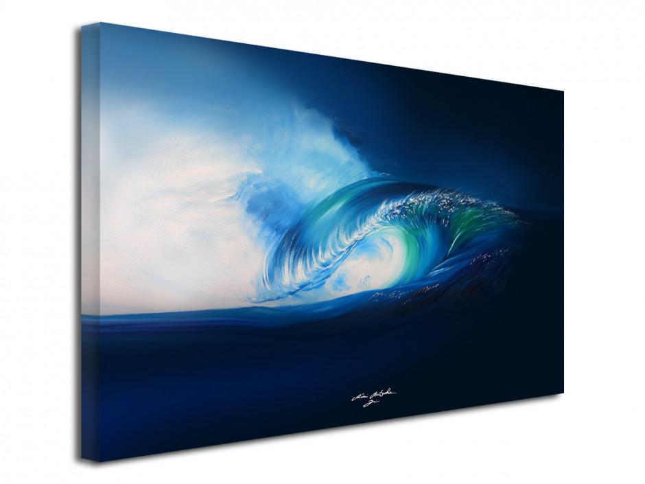 Tableau décoratif Blue Harmony