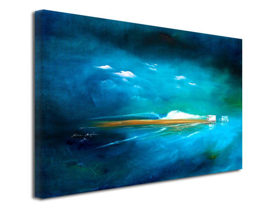 Reproduction Peinture Serié Limitée Esprit des Iles