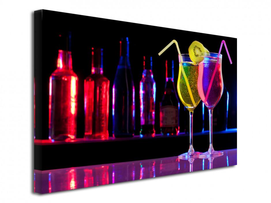 Tableau home deco Bar à Cocktail