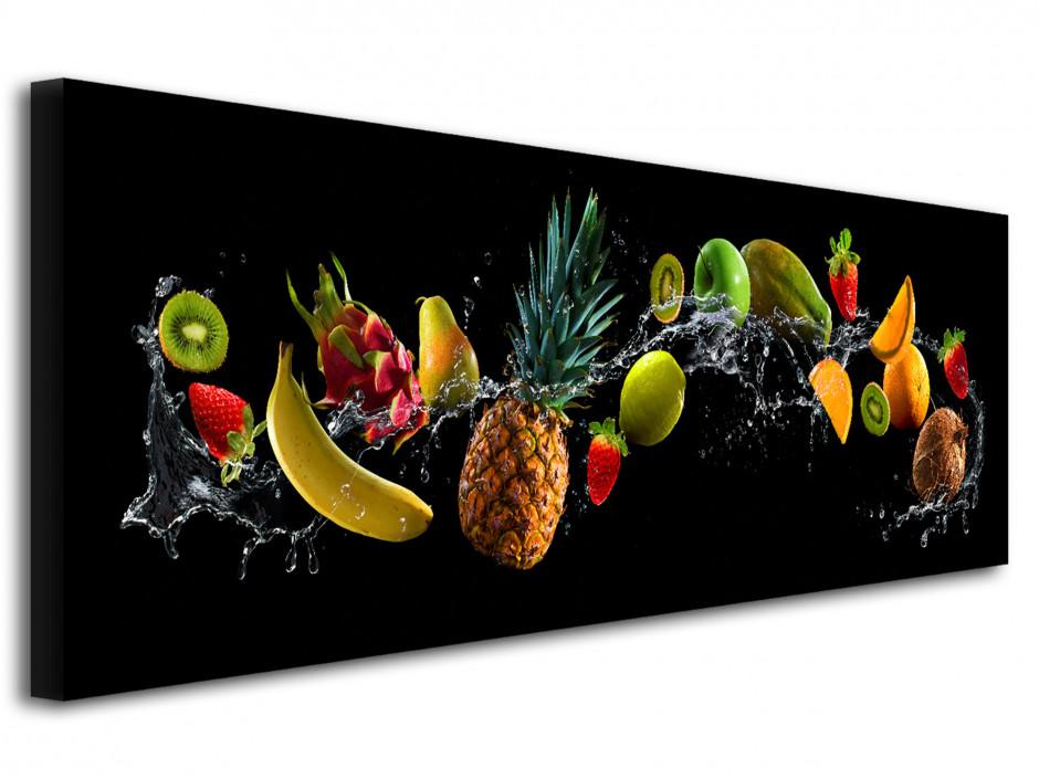Tableau déco moderne Fruits Party