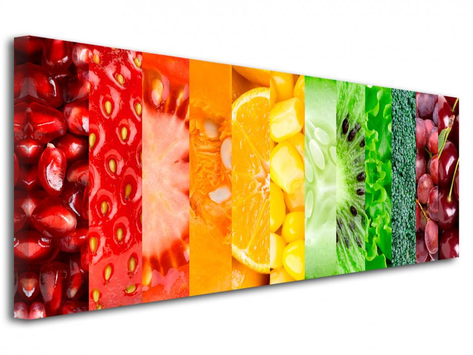 Tableau décoratif Fruits et Légumes
