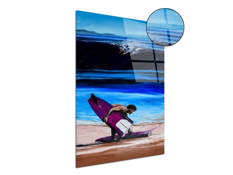 Tableau déco My Favorite Board reproduction plexiglass Rémi Bertoche